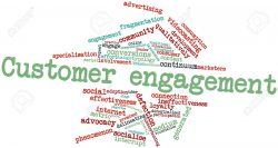 16488948-Abstract-word-cloud-for-Customer-engagement-with-related-tags-and-terms-Stock-Photo